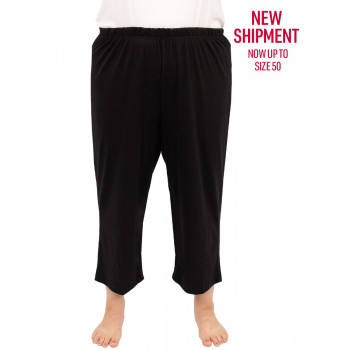 LOVE IS IN THE AIR PANTS - BLACK