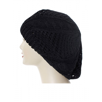 Fashion Beanie - Black