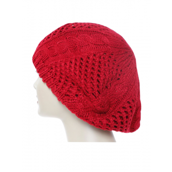 Fashion Beanie - Red