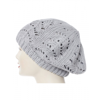 Fashion Beanie - GREY