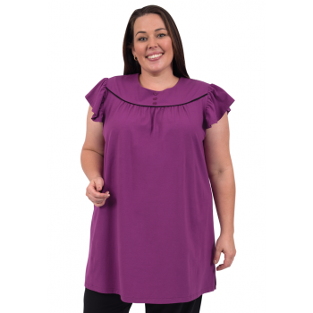 Great Plains PJ Top - Purple