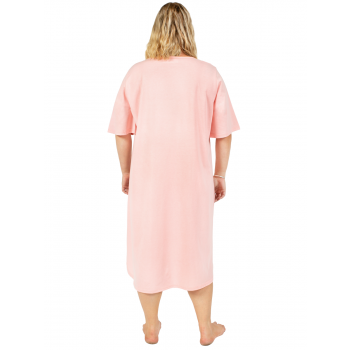 NEED MORE SLEEP NIGHTIE - PEACH