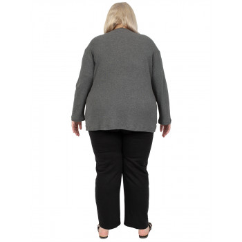 WINTER FERN THERMALS WITH SLEEVES - GREY
