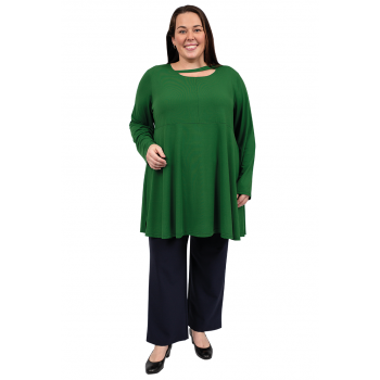 Lets Swing Tunic - GREEN