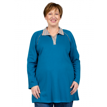 Middle of the Road Windcheater - TEAL