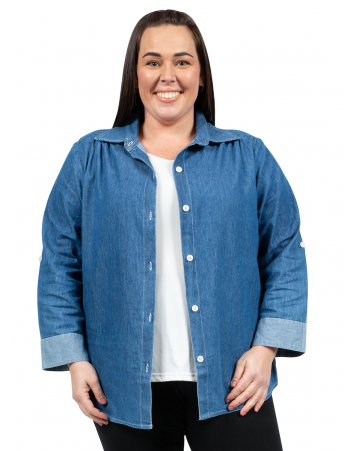 Denim Shirt - Denim