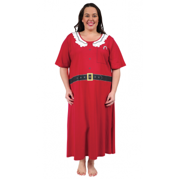 Santa's Nightie - Red