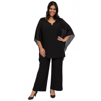 Closer to Me Kaftan - Black