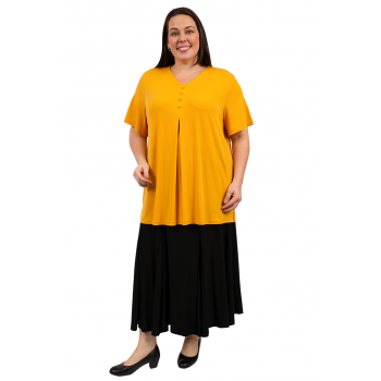 La Scalla Top - Yellow