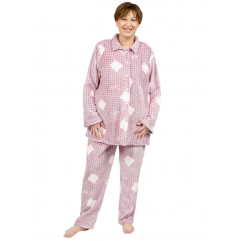Avalon Flannel PJ Pant - Pink