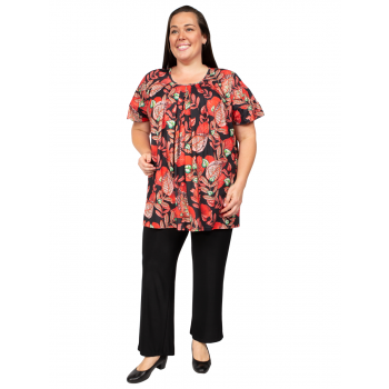 BERRY ISLAND TOP - PRINT