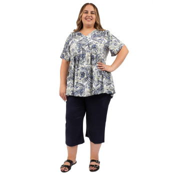 THE AVERY TOP - PRINT