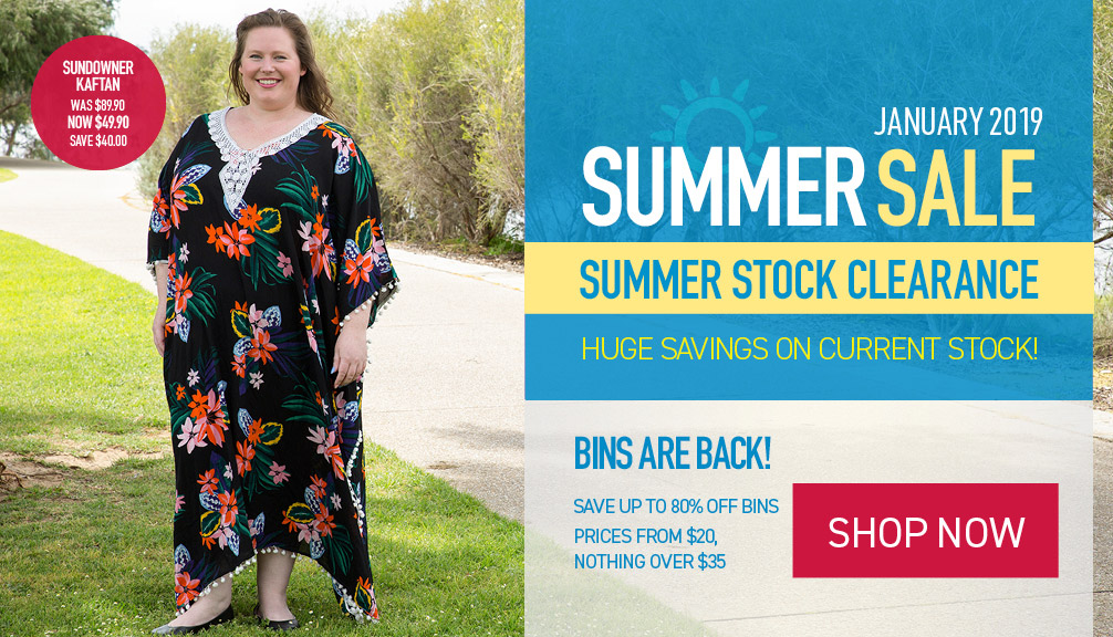 Summer Sale OUT NOW!!