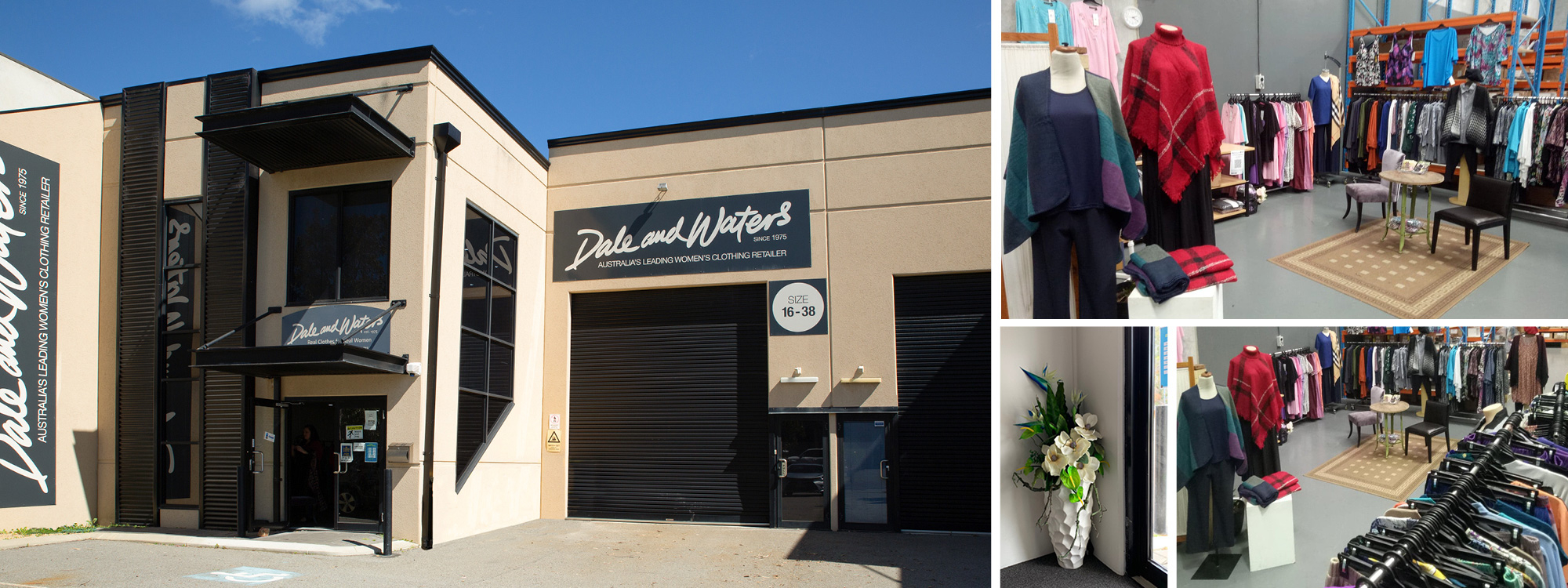 Warehouse outlet is open to the public